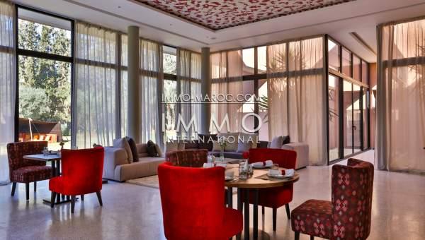acheter maison Contemporain biens de prestige marrakech Marrakech Palmeraie Palmariva – Dar tounsi