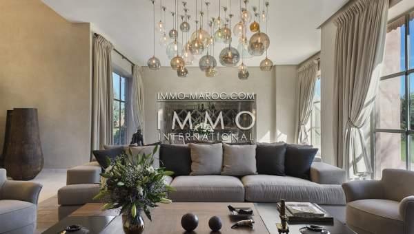 Vente maison Contemporain luxe Marrakech Extérieur Route Fes