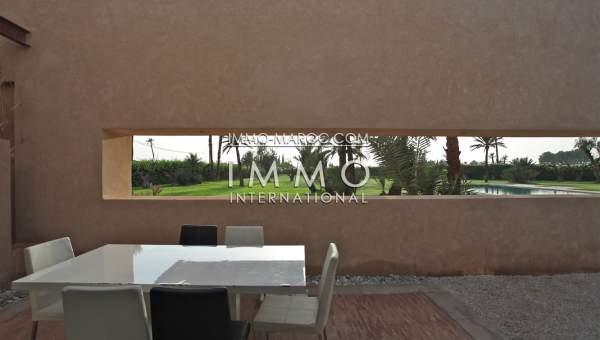 Vente villa Contemporain Prestige Marrakech Palmeraie