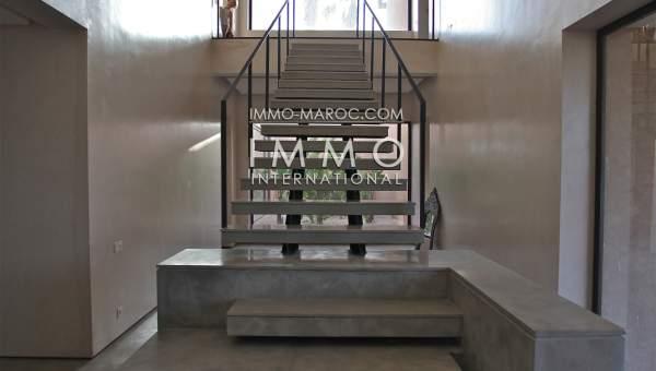 Maison à vendre Moderne Prestige Marrakech Palmeraie