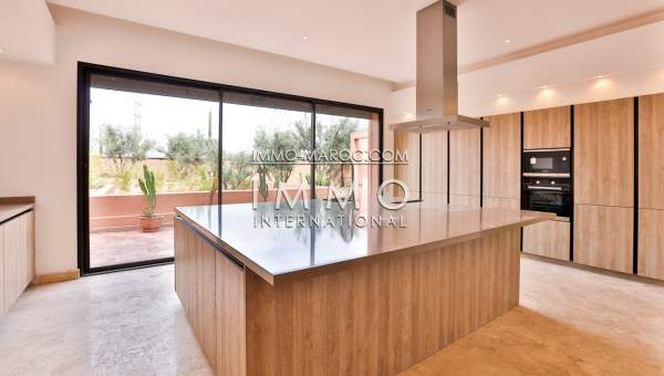 Vente maison ModernePalmeraie Bab Atlas