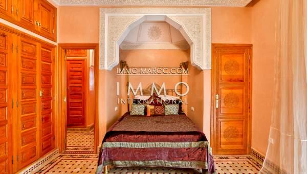 Achat villa Marocain luxe Marrakech Palmeraie