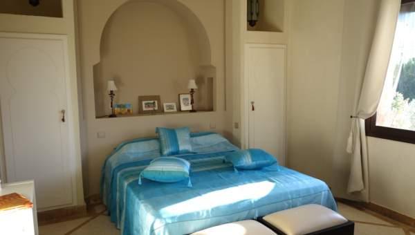 villa achat Marocain Marrakech Extérieur