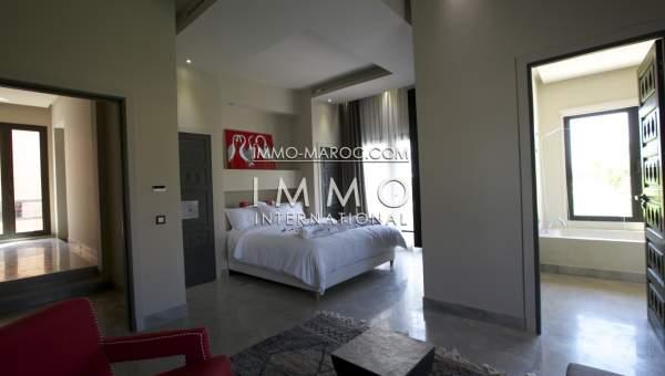 Villa à vendre Marocain épuré haut de gamme Marrakech