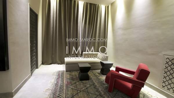 Vente maison Marocain épuré Prestige Marrakech