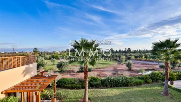 Vente maison Marocain épuré Marrakech Golfs Amelkis