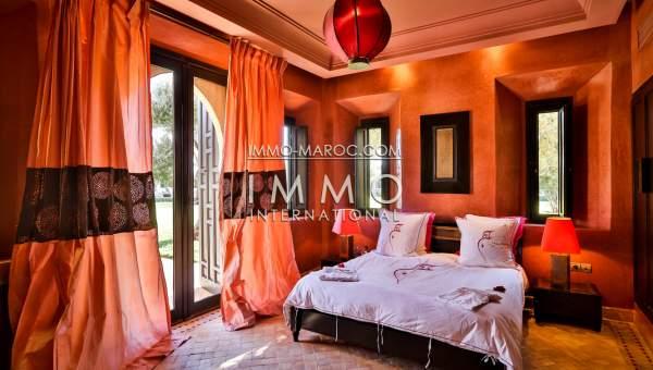 Maison à vendre Marocain épuré immobilier de luxe marrakech Marrakech Palmeraie