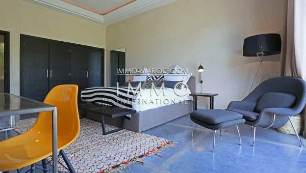 Achat villa Moderne haut de gamme Marrakech Extérieur Route Ouarzazate