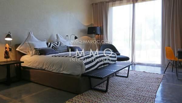 Villa à vendre Moderne luxe Marrakech Extérieur Route Ouarzazate