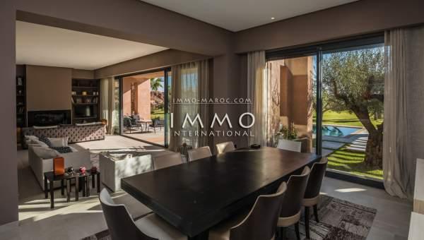 Maison à vendre Moderne biens de prestige Marrakech Golfs Amelkis