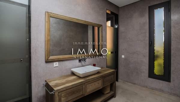 Vente villa Moderne propriete luxe marrakech à vendre Marrakech Golfs Amelkis