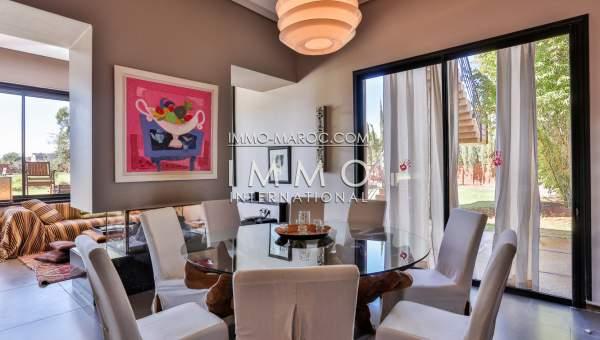 Vente villa Contemporain Prestige Marrakech Extérieur Route Ourika
