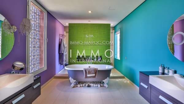 villa vente Contemporain propriete luxe marrakech à vendre Marrakech Extérieur Route Ourika
