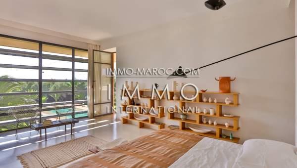villa vente Moderne Marrakech Extérieur Ecole américaine Route Ouarzazate