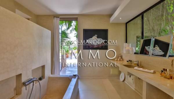 acheter maison Moderne Marrakech Extérieur Ecole américaine Route Ouarzazate