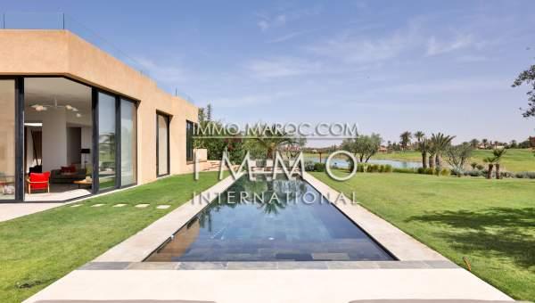 Maison à vendre Contemporain immobilier de luxe marrakech Marrakech Golfs