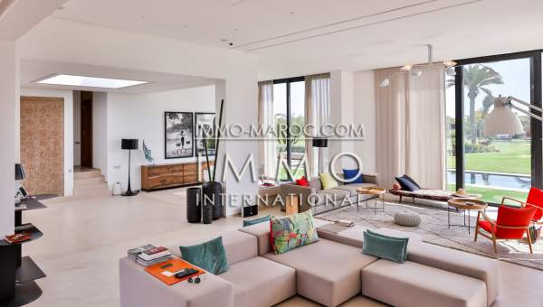 acheter maison Moderne haut de gamme Marrakech Golfs