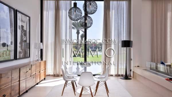 Villa à vendre Moderne immobilier luxe à vendre marrakech Marrakech Golfs