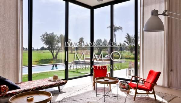 Achat villa Moderne de prestige Marrakech Golfs
