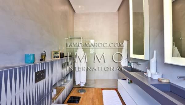 Vente maison Moderne agence immobiliere de luxe marrakech Marrakech Golfs