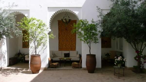 Riad à vendre Marocain épuré Marrakech Autres Secteurs Médina Bab Ailan