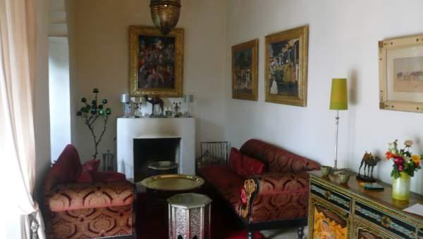 achat riad Marocain épuré Marrakech Autres Secteurs Médina Bab Ailan