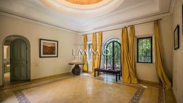 Villa à vendre agence immobiliere de luxe marrakech Marrakech Extérieur Route Amizmiz