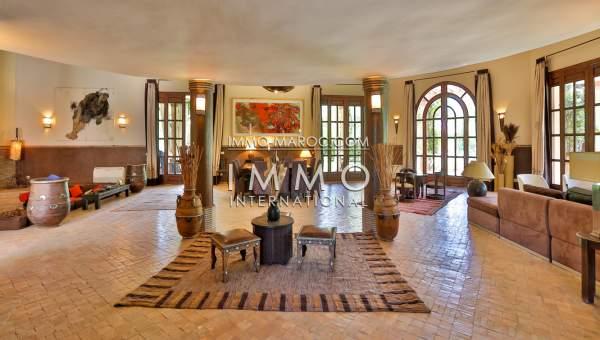 Maison à vendre Marocain épuré biens de prestige marrakech Marrakech Palmeraie
