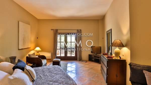 Maison à vendre Marocain épuré Marrakech Palmeraie