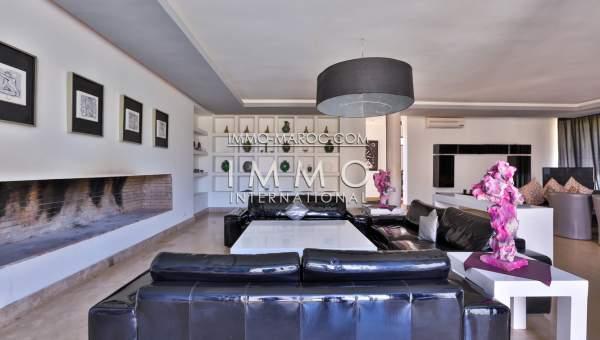 Maison à vendre Moderne haut de gamme Marrakech Palmeraie