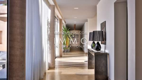 Achat villa Moderne luxe Marrakech Palmeraie
