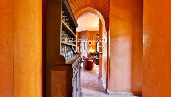 vente maison d hote de luxe palmeraie marrakech