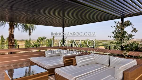 villa vente Contemporain biens de prestige marrakech Marrakech Golfs Al Maaden
