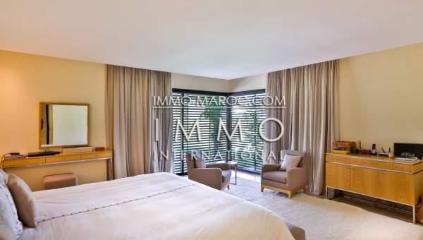 Villa à vendre Contemporain biens de prestige Marrakech Golfs Al Maaden