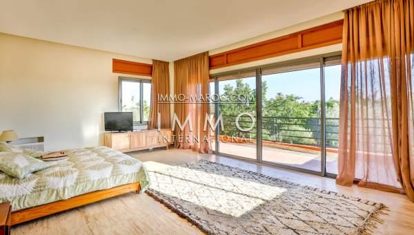 Villa à vendre Contemporain Prestige Marrakech Extérieur Route Barrage