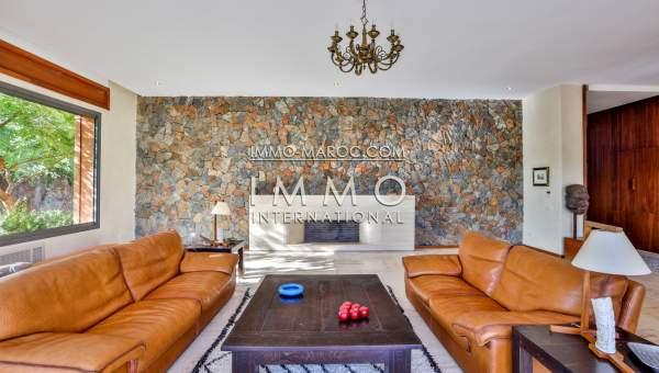 Vente maison Moderne haut de gamme Marrakech Extérieur Route Barrage