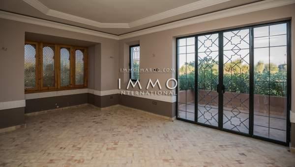 Vente maison Marocain luxe Marrakech