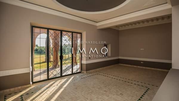 villa vente Marocain prestige Marrakech