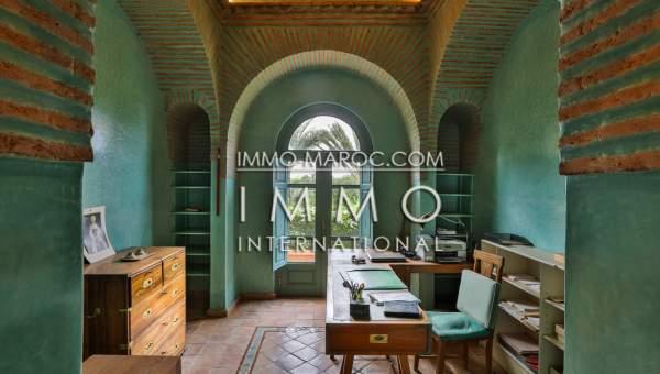 villa achat Marocain épuré propriete luxe marrakech à vendre Marrakech Palmeraie Palmariva – Dar tounsi