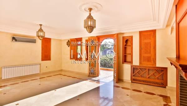 Maison à vendre Marocain immobilier luxe à vendre marrakech Marrakech Golfs Amelkis
