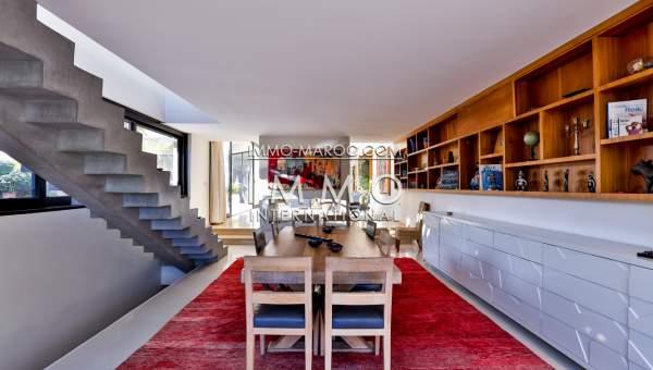 achat villa luxe amelkis contemporaine