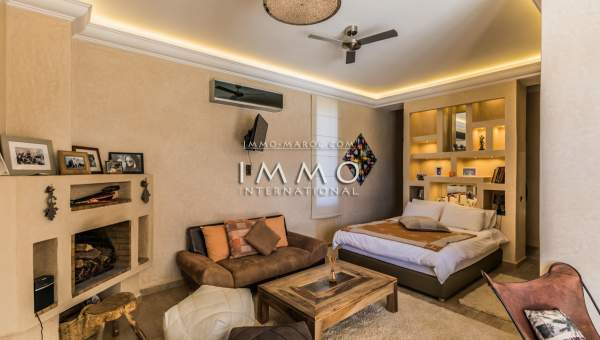 villa vente Moderne luxueuses Marrakech Extérieur Route Ouarzazate