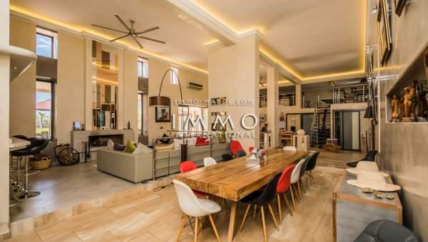 Maison à vendre Contemporain immobilier luxe à vendre marrakech Marrakech Extérieur Route Ouarzazate