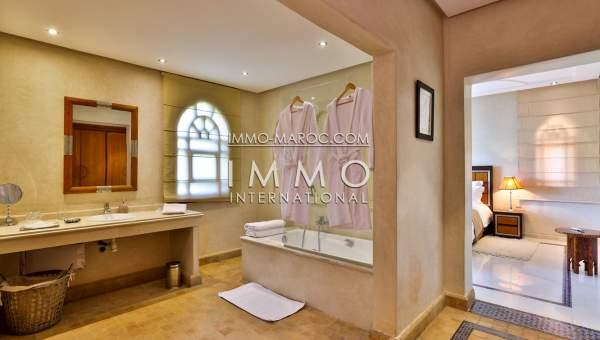 Maison à vendre Moderne haut de gamme Marrakech Extérieur Route Sidi Abdellah Ghiat
