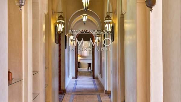 Villa à vendre Moderne immobilier luxe à vendre marrakech Marrakech Extérieur Route Sidi Abdellah Ghiat