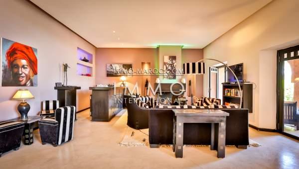 Vente maison Prestige Maison d'hôtes Marrakech Extérieur Route Ourika