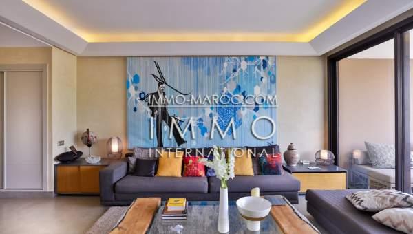 Achat appartement Contemporain Marrakech moins de 10 minutes de la place