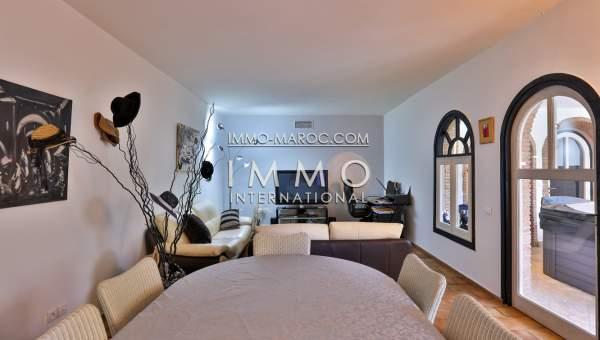 Achat appartement Marocain Marrakech Palmeraie Circuit Palmeraie