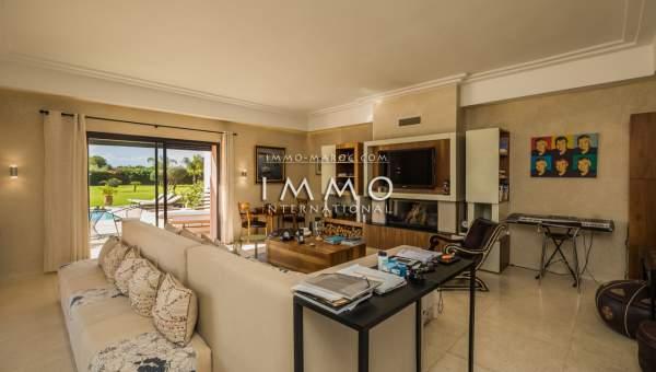 Villa à vendre Moderne biens de prestige marrakech Marrakech Extérieur Route Ourika
