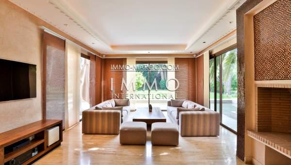 Villa à vendre Contemporain Prestige Marrakech Palmeraie